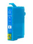 Inkoust T2712 kompatibilní s Epson T2712 / 27XL, azurový, 17 ml !!