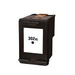 Inkoust HP 302XL / F6U68AE kompatibilní, černý, 20 ml !! -- --- 2,3 x více inkoustu