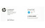 Toner HP CF411XC / HP CLJ Pro M452 originální, azurový, CONTRACT, 5.000 str. !!