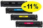 ** Sada 4 tonerů CMYK kompatibilní s HP CF530,1,2,3A se slevou 11 % !!