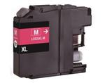 Inkoust LC-525XL M kompat. s Brother LC-525XLM, purpurový, 15 ml !!