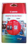 ** Inkousty Canon PG-540XL + CL-541XL + 50x fotopapír, originální