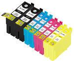 ** Sada 8 inkoustů T1301,2,3,4 do tiskáren Epson se slevou 20 % !!