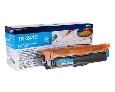 Toner Brother TN-241C do DCP-9015, 9020 aj. originální, azurový, 1.400 str.