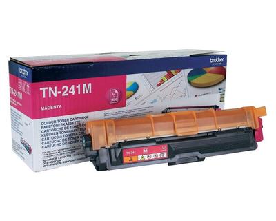 Toner Brother TN-241M do DCP-9015, 9020 aj. originální, purpurový, 1.400 str.