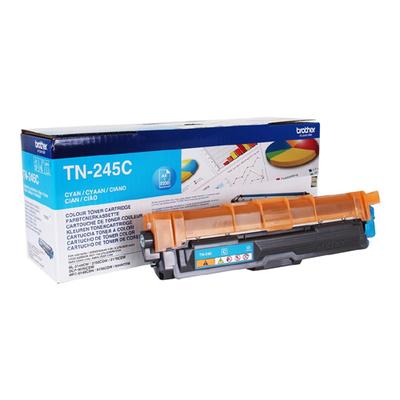 Toner Brother TN-245C do DCP-9015, 9020 aj. originální, azurový, 2.200 str.
