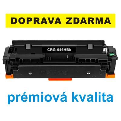 Toner Canon CRG-046HBk / kompatibilní, černý, 6.300 str. !! - PRÉMIUM - 1