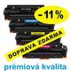 ** Sada 4 tonerů Canon CRG-046H CMYK kompatibilní sleva 11 % !! - PRÉMIUM - 1/2