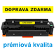 Toner Canon CRG-046HY / kompatibilní, žlutý, 5.000 str. !! - PRÉMIUM - 1/2