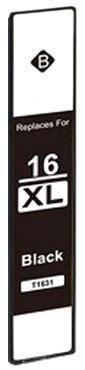 Inkoust Epson 16XL / T1631 kompatibilní, černý, 15 ml !!
