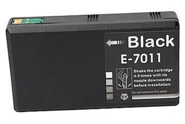 Inkoust Epson T7011 XXL kompatibilní, černý, 70 ml !!