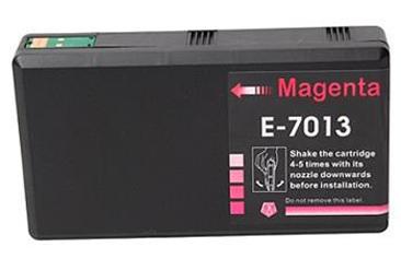 Inkoust T7013 kompatibilní s Epson T7013 XXL, purpurový, 36 ml !!