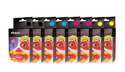 ** Sada 8 inkoustů T0551,2,3,4 do tiskáren Epson se slevou 20 % !!