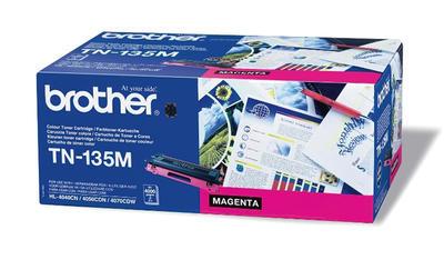Toner Brother TN-135M do HL-4040CN originální, purpurový, 4.000 str. !!