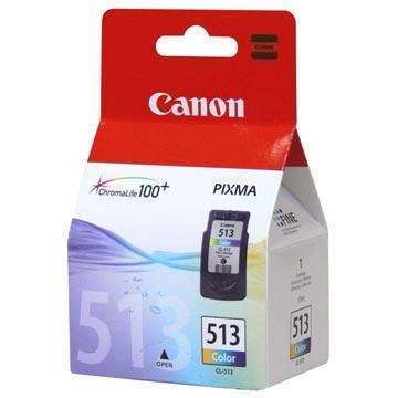 Inkoust Canon CL-513 originální, barevný, 13 ml