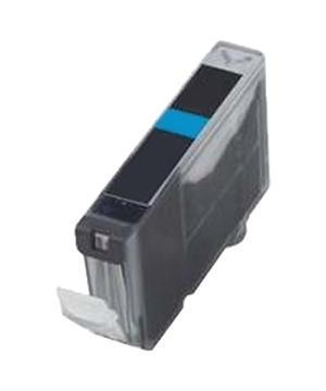 Inkoust CLI-521C =S=ČIPEM= komp. s Canon CLI-521C, azurový, 10-11 ml