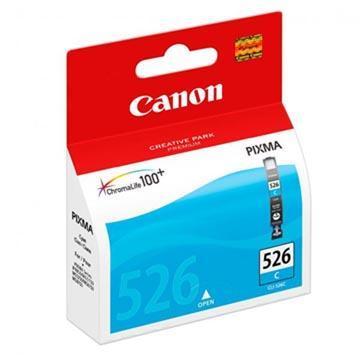 Inkoust Canon CLI-526C originální, azurový, 9 ml