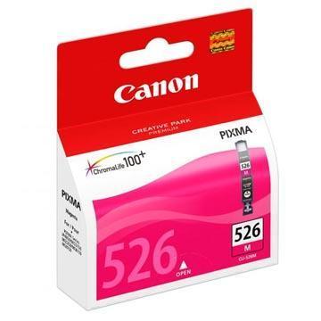 Inkoust Canon CLI-526M originální, purpurový, 9 ml
