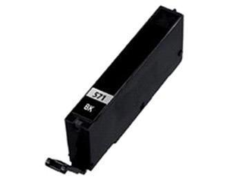 Inkoust CLI-571BK XL kompat. s Canon CLI-571BK XL, černý, 13 ml !!