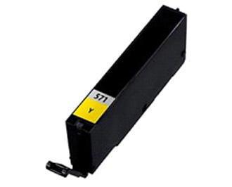 Inkoust CLI-571Y XL kompat. s Canon CLI-571Y XL, žlutý, 13 ml !!