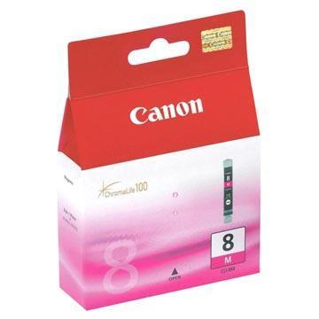 Inkoust Canon CLI-8M originální, purpurový, 13 ml