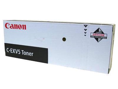 Toner C-EXV5 do Canon iR 1600, 1605, 1610F, 2000, 2010F - 2 x 440 g, originální
