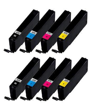 ** Sada 8 inkoustů CLI-571BK XL + CLI-571C,M,Y XL se slevou 13 % !!
