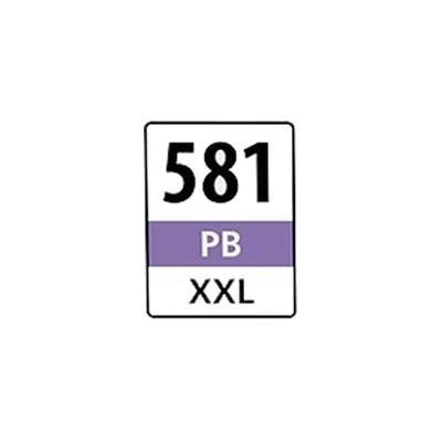 Inkoust CLI-581PB XXL kompat. s Canon CLI-581PB XXL, foto modrý, 13 ml !!