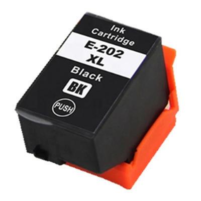 Inkoust 202XL kompatibilní s Epson T02G1 / 202XL, černý, 24 ml !!