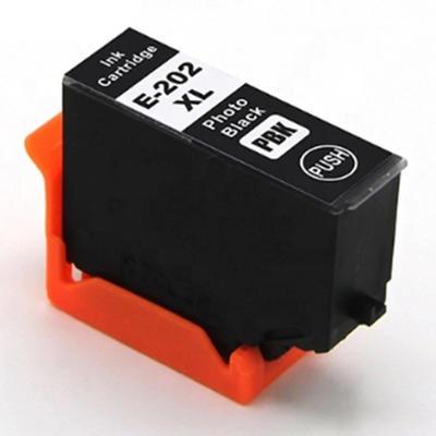 Inkoust 202XL kompatibilní s Epson T02H1 / 202XL, foto černý, 13 ml !!