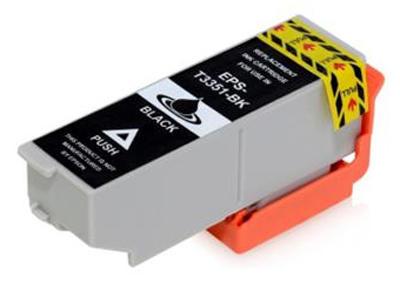 Inkoust Epson 33XL / T3351 kompatibilní, černý, 22-28 ml !!