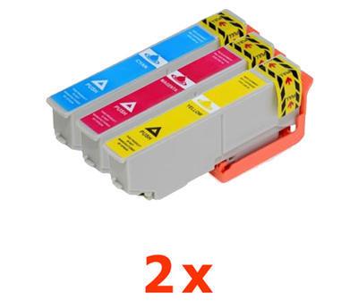 ** Sada 6 inkoustů T3362,3,4 / 33XL do Epson se slevou 12 % !!