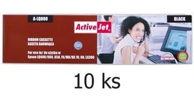 Páska do Epson LX/LQ/FX-300, 400 aj. kompatibilní, černá - 10 ks - sleva 10 %