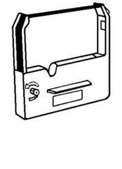 Páska do Epson ERC-30, 34, 38 kompatibilní, fialová - 1 ks