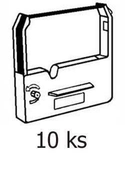 Páska do Epson ERC-30, 34, 38 kompatibilní, fialová - 10 ks -sleva 10 %