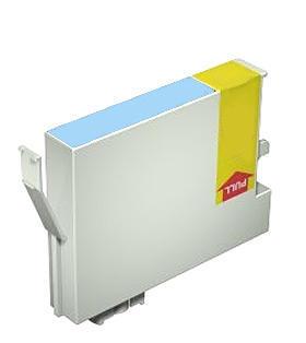 Inkoust T0485 kompatibilní s Epson T0485, světle azurový, 16 ml !!