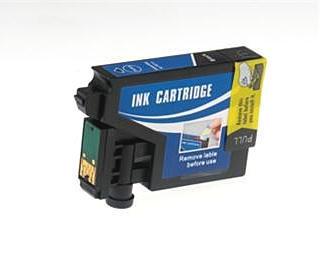Inkoust T0611 kompatibilní s Epson T0611, černý, 17 ml !!