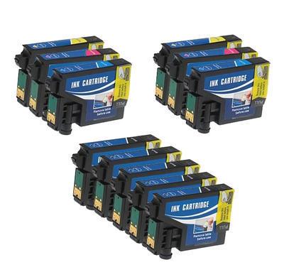 ** Sada 11 inkoustů T0611,2,3,4 do tiskáren Epson se slevou 25 % !!