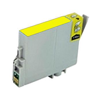 Inkoust T0804 kompatibilní s Epson T0804, žlutý, 15 ml !!