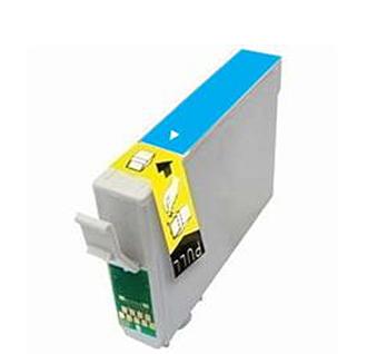 Inkoust Epson T1282 kompatibilní, azurový, 8-11 ml !!