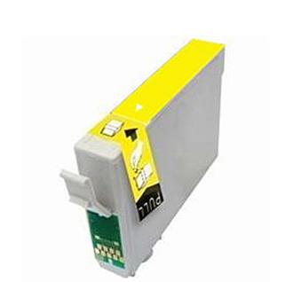 Inkoust T1284 kompatibilní s Epson T1284, žlutý,  14 ml !!
