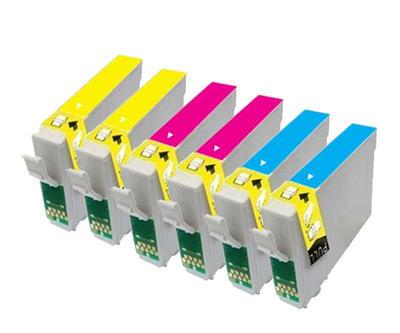 ** Sada 6 inkoustů T1812,3,4 / 18XL do Epson se slevou 15 % !!