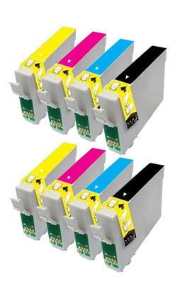 ** Sada 8 inkoustů Epson 18XL / T1811, T1812, T1813, T1814 se slevou 20 % !!