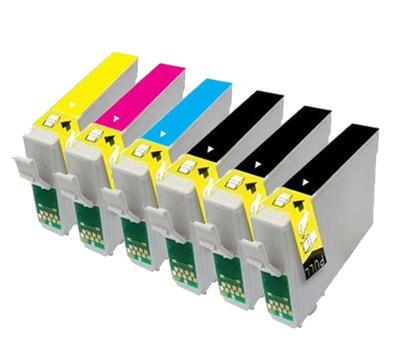 ** Sada 6 inkoustů T1811,2,3,4 / 18XL do Epson se slevou 15 % !!