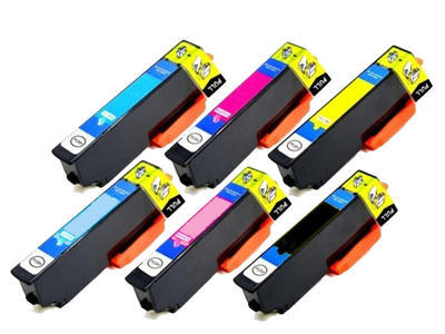 ** Sada 6 inkoustů T2431,2,3,4,5,6 / 24XL do Epson se slevou 12 % !!