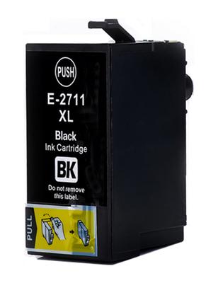 Inkoust T2711 kompatibilní s Epson T2711 / 27XL, černý, 35 ml !!