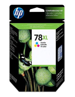 Inkoust HP 78XL / 78A / C6578A originální, barevný, 38 ml