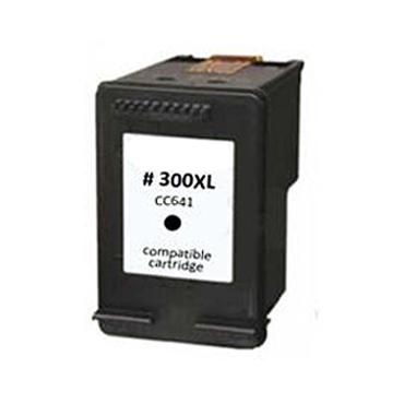 Inkoust HP 300XL / CC641E kompatibilní, černý, 20 ml !!