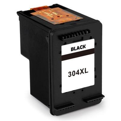 Inkoust HP 304XL / N9K08AE kompatibilní, černý, 20 ml !! -- --- 3,6 x více inkoustu