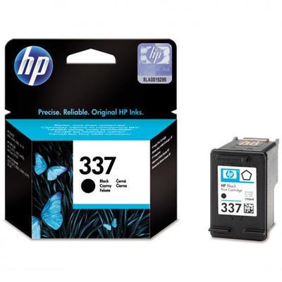 Inkoust HP 337 / C9364E originální, černý, 11 ml